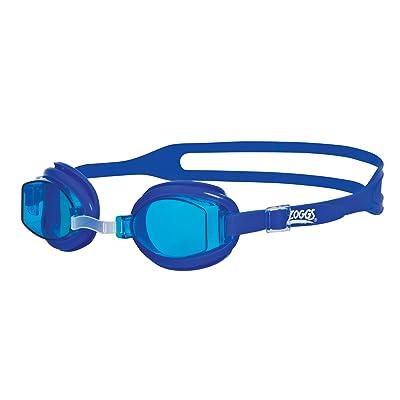 Zoggs Otter Lunettes de natation Low Profile Grand Angle d'entraînement de natation pour masque de ski