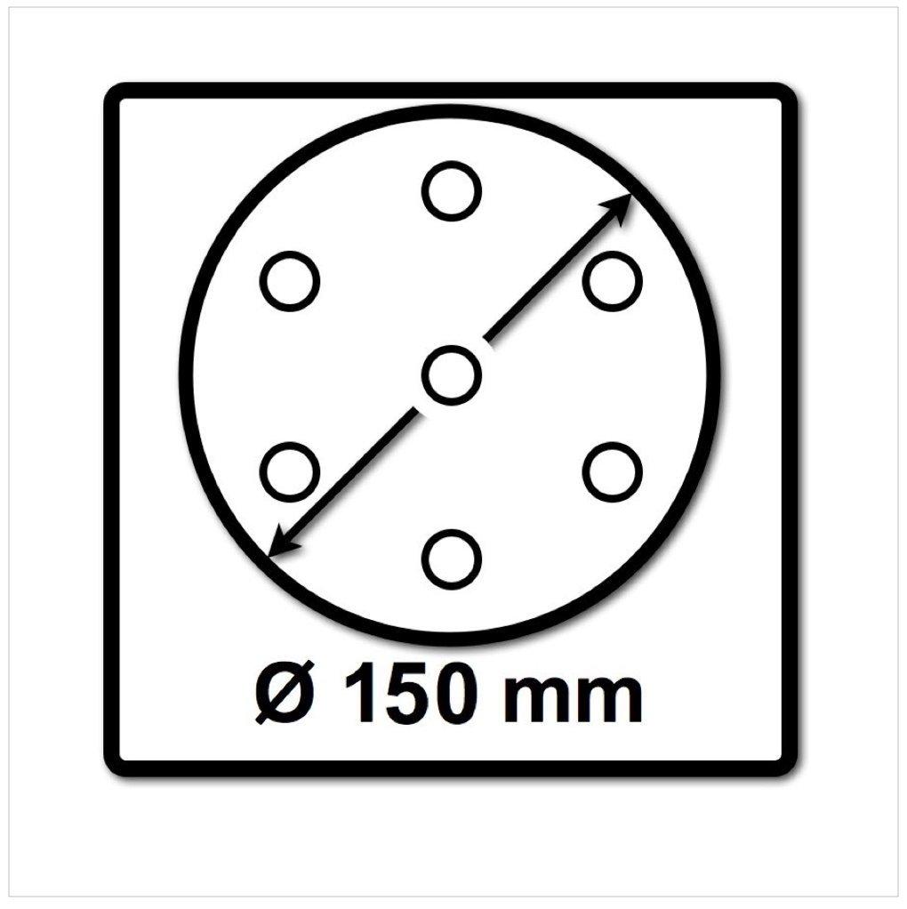 P150-496980 Festool StickFix Schleifscheiben Granat Ø 150 mm 100 Stück