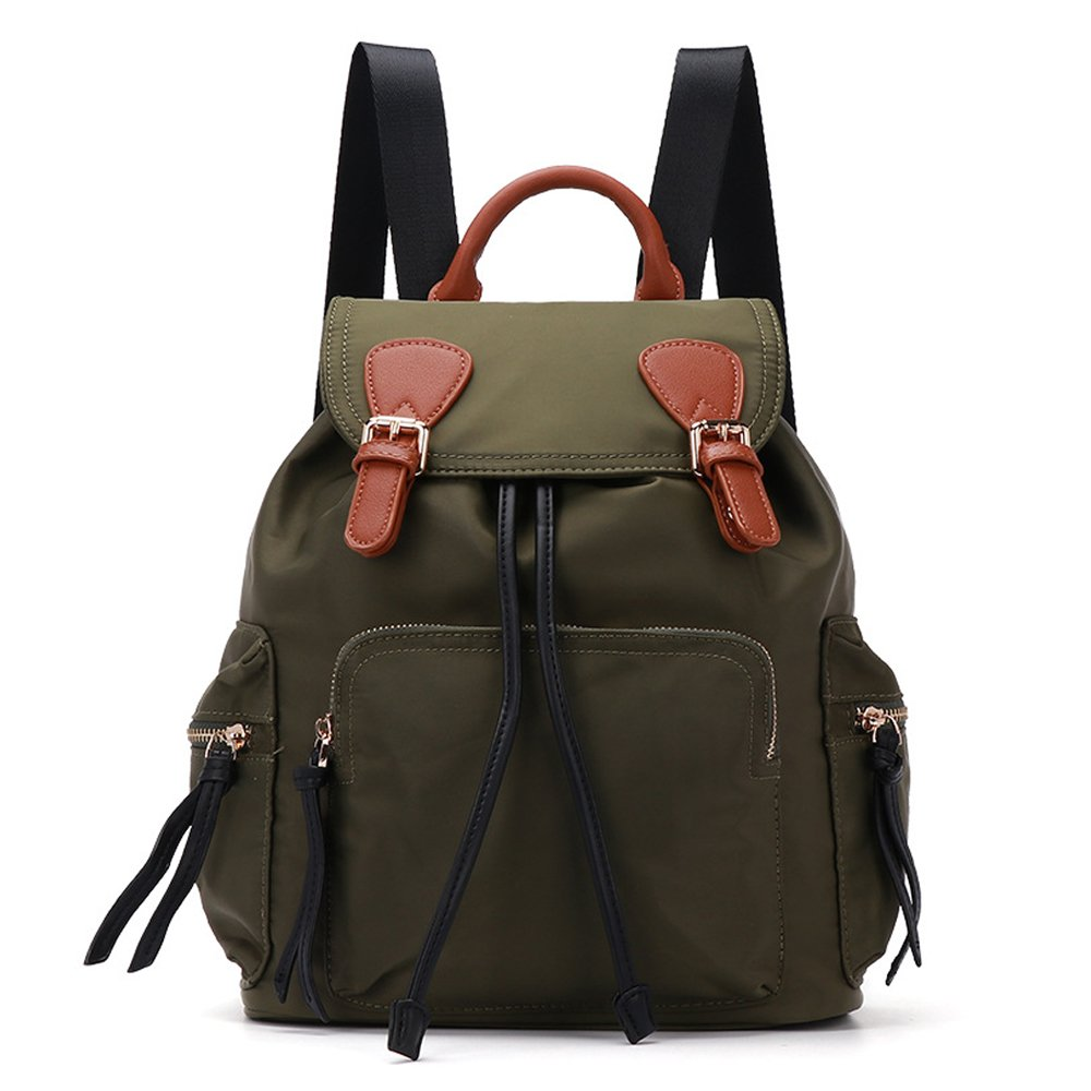 60ab2ce40a9 Galleon - Gerosse Fashion Nylon Backpack Purse Travel For Women ...