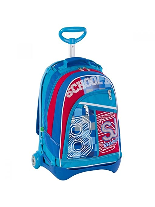 4f2bfdb228 Trolley Jack Junior SJ Boy Seven: Amazon.it: Giochi e giocattoli