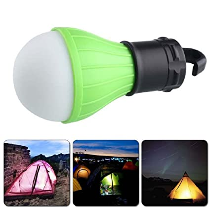 Outdoor Hanging 3x Q5 Led Camping Lantern Soft Light Led Camp Lights 3 Modes Bulb Lamp For Camping Tent Fishing Portable Lanterns Portable Lighting