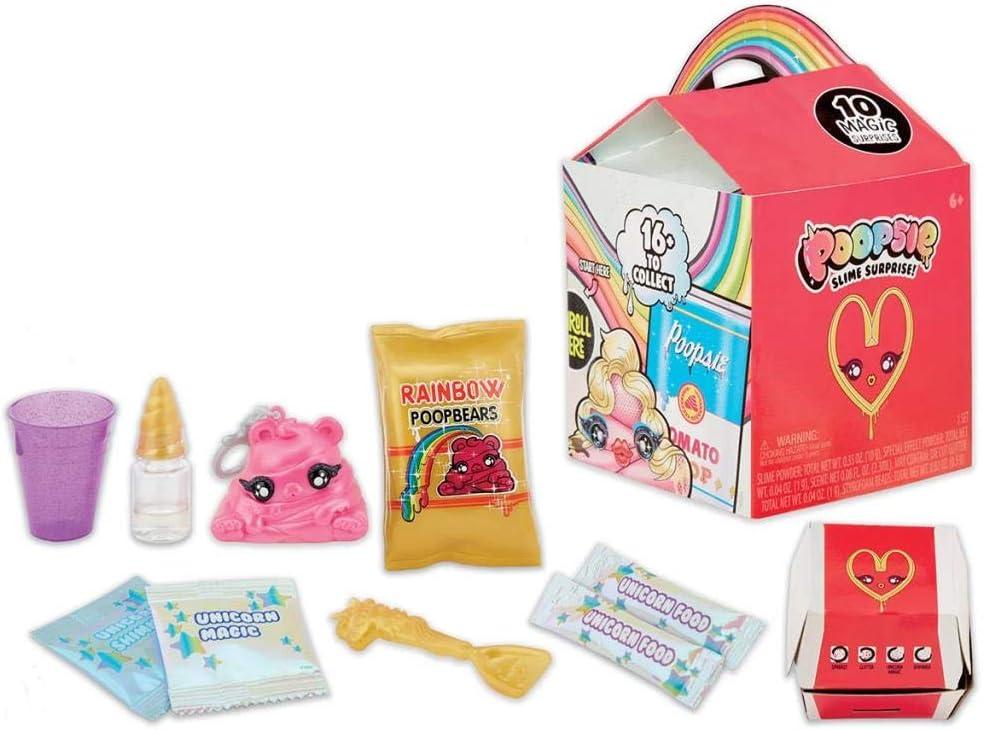 Mehrfarbig PPE24 Poopsie-Spielzeug