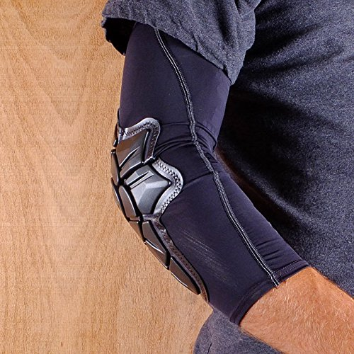 G-Form Pro-X Elbow Pads, Charcoal, Adult Medium by G-Form (Image #3)