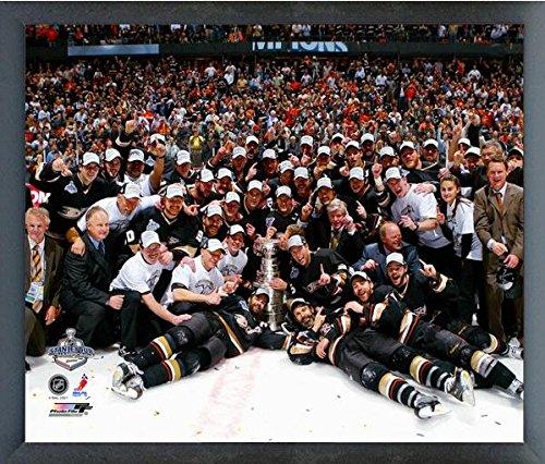 NHL Anaheim Ducks Stanley Cup Team Photo (Size: 12