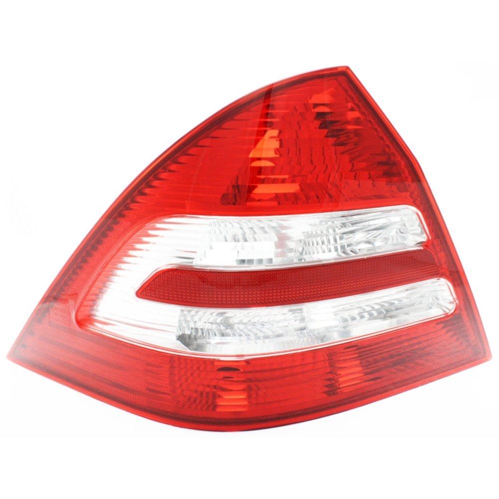 Amazon.com: Evan-Fischer EVA15672033347 Tail Light for Mercedes Benz C-Class  05-07 Lens and Housing Sedan Left Side: Automotive