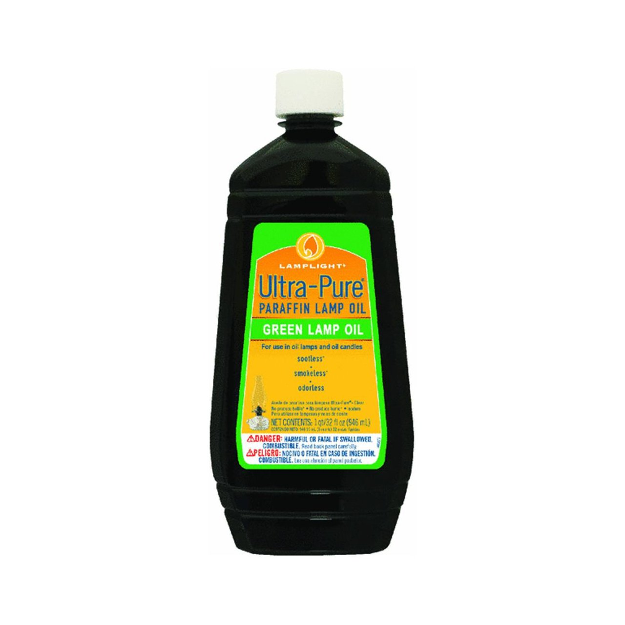 Lamplight 60013 Ultra-Pure Lamp Oil (Pack of 12)