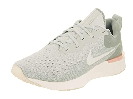 ea95d2e2339e Amazon.com  NIKE Women s Odyssey React Light Silver Sail Mica Green ...