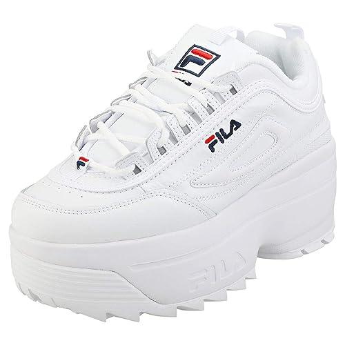 zapatos fila hombre blancos uk
