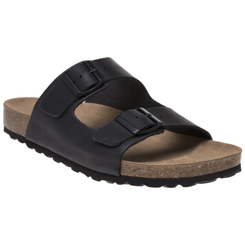 Et Noir Chaussures Sole Jebb Sacs Homme Sandales UXn7H74q