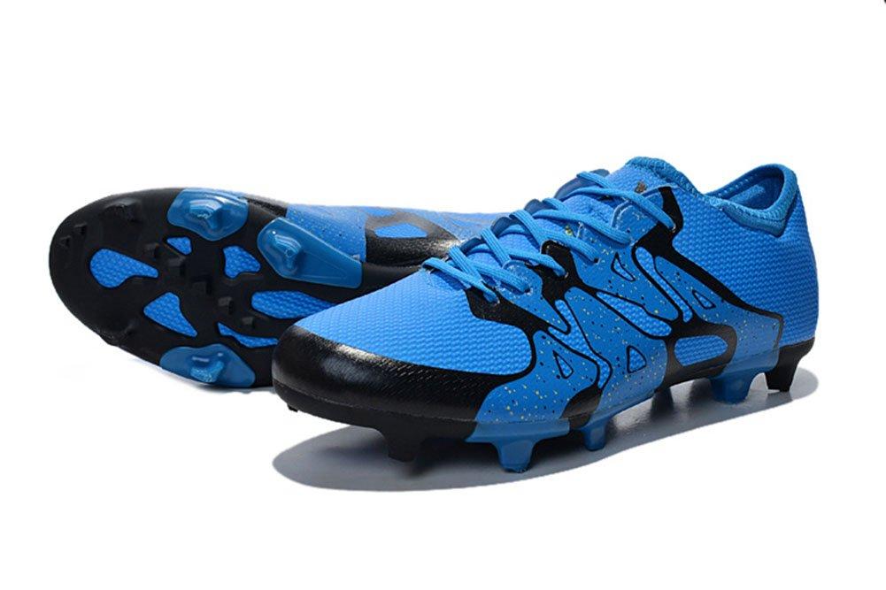 Yurmery Schuhe Herren X 15 1 FGAG blau Fußball Fußball Stiefel, Herren, blau, 39