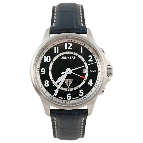Junkers – Reloj de pulsera de cuarzo Edition Tante Ju 6848 – 4