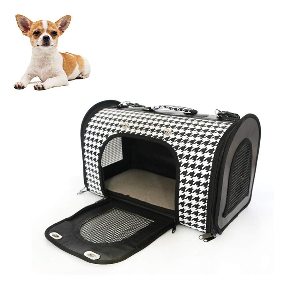 Pet Carrier, for Cats and Puppies, Breathable, 49  25  26cm