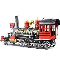 VJUKUB Antiguo Tren Vintage Modelo hojalata Hecho a