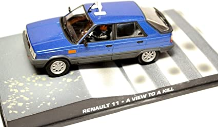 James Bond-The Ultimate Bond Collection RENAULT 11 TAXI