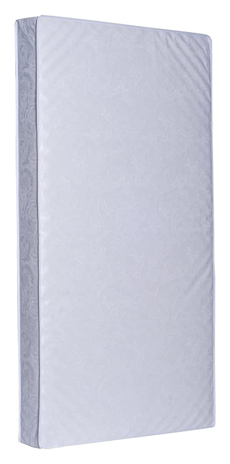 Jupiter Simmons Dreamy Rest Crib Mattress with Cotton Mattress Protector Included Jupiter Industries 25011