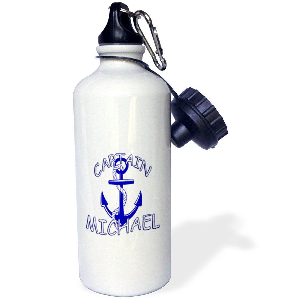 3dRose wb/_216637/_1 Sports Water Bottle 21 oz Multicolor