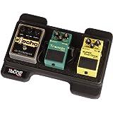 "Gator Cases Mini Bone Rotationally Molded Polyethylene Guitar Pedal Board with Cinch Style Carry Bag; USA Made, 12.5"" x 6"" x 2"" (G-MINI BONE)"