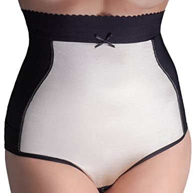 f5ce3ae503 Mitex Elegant Shapewear Women s Shaping high Waist Briefs Slimming - Made  in EU at Amazon Women s Clothing store