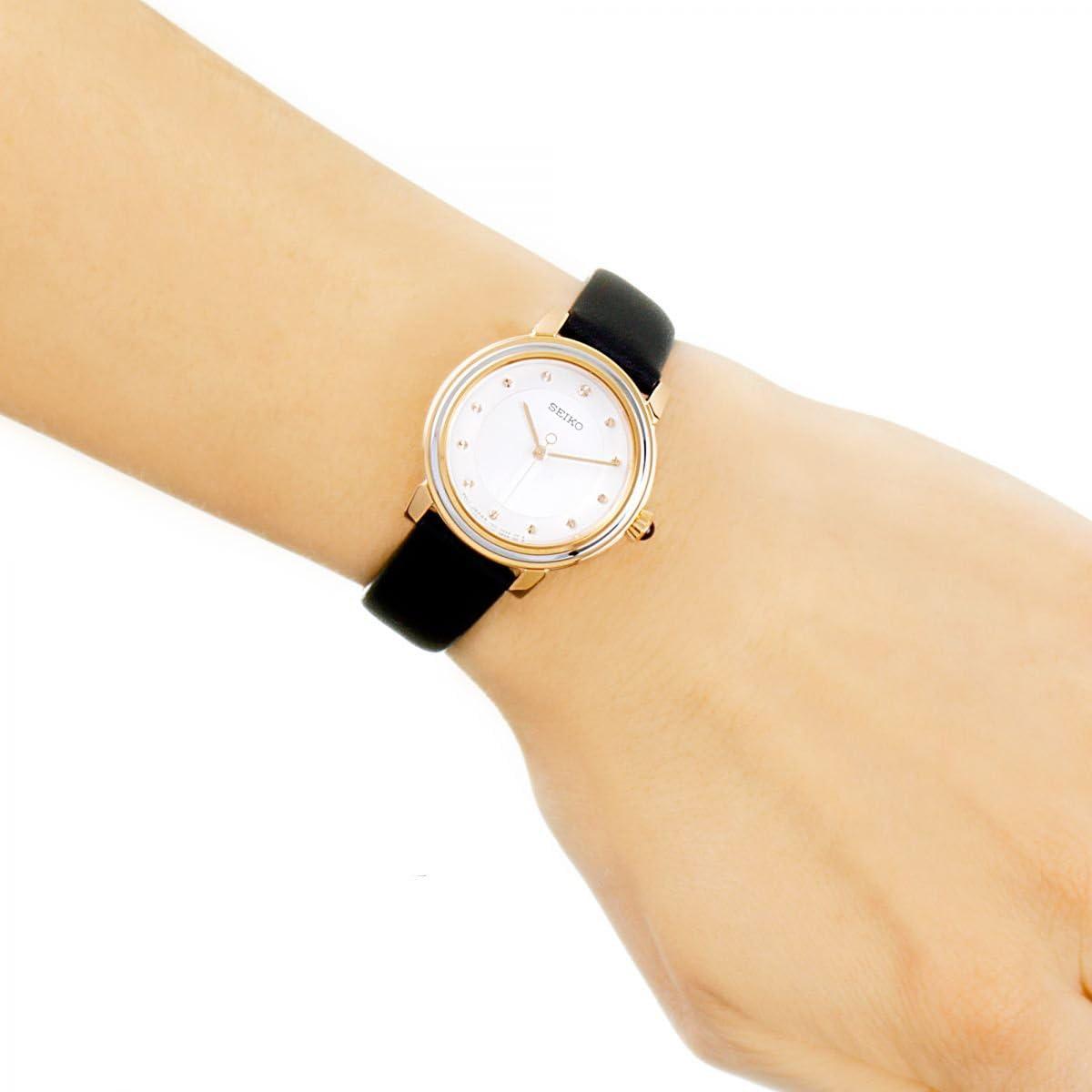 Seiko Women's Watch SRZ482P1 Black
