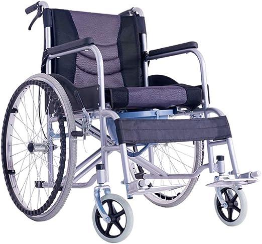 silla de ruedas plegable bariátrica