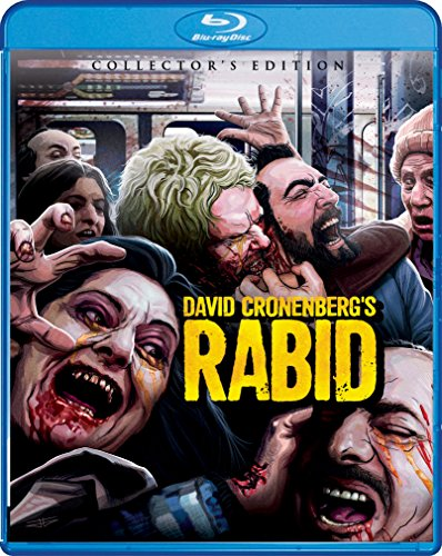 Blu-ray : Rabid (Collector's Edition) (Collector's Edition)