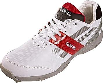 Gray-Nicolls Predator 3 Picos de Zapatos de Deporte Cordones Zapatillas de Running, Multicolor, 9: Amazon.es: Deportes y aire libre