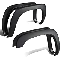 Factory Style Paintable Wheel Fender Flares Compatible with Chevy Silverado GMC Sierra 99-06