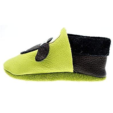 Amazon.com: Pololo Hecho a mano 100% orgánico zapatos de ...