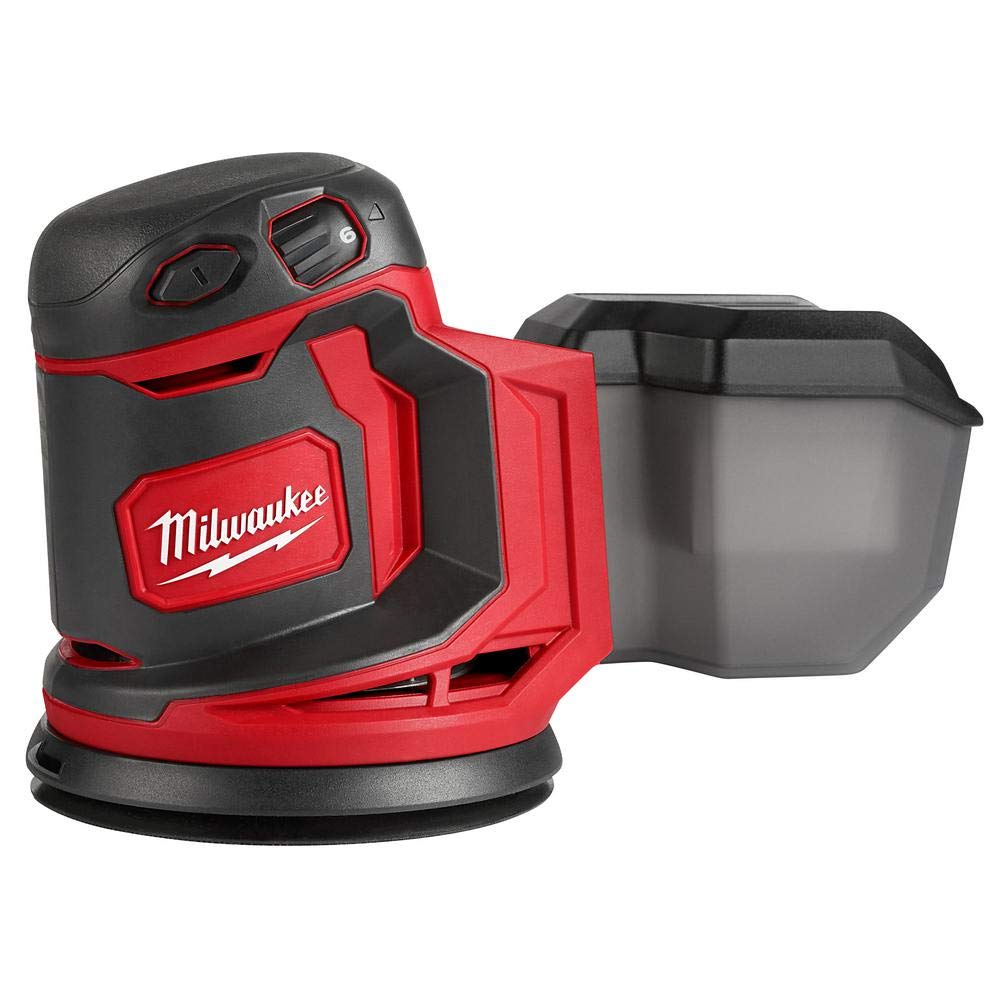 Milwaukee 2648-20 Random Orbital Sanders product image 8