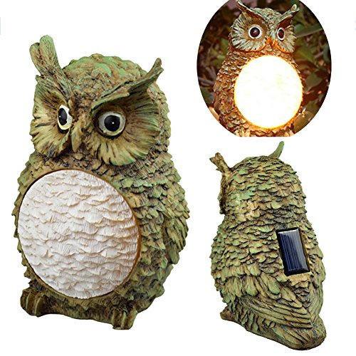 Owl Shaped Patio Lights in US - 3