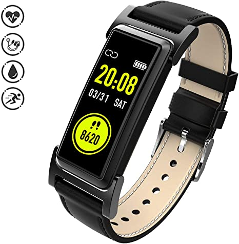 Chendeg Fitness Tracker IP68 Activity Tracker GPS Pedómetro ...