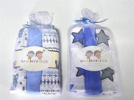 2 Packs de gasas 9274 Modelo 5 Lanovenanube Gamberritos