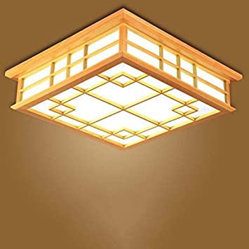 Lámparas japonesas Sala de Estar luz Dormitorio balcón ...