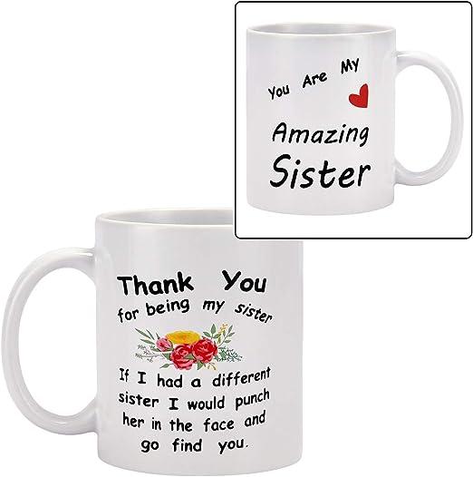 Amazon.com: Taza de café divertida, regalo divertido para ...