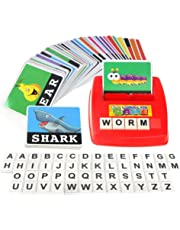 F-blue Palabras Hijos de Aprendizaje de los niños Entretenimiento Inglés Carta Sight Tarjetas Fonética