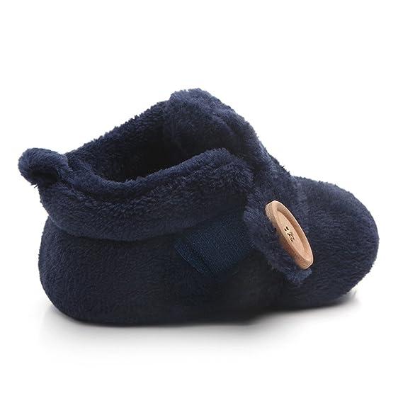 ... encantadores para niños Que Caminan por Primera Vez Pisos de Punta Redonda Zapatillas Suaves Zapatos Zapatos niño Vestir: Amazon.es: Ropa y accesorios