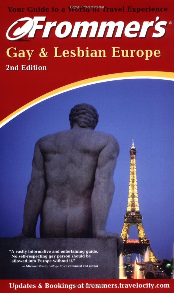 Frommer's Gay & Lesbian Europe (FROMMER'S GAY AND LESBIAN EUROPE) by *Frommers