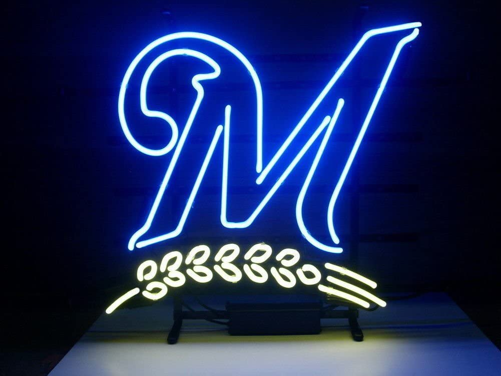 "Urby 18""x14"" Sports Teams MB Beer Bar Pub Neon Light Sign 3-Year Warranty-Excellent Handicraft! M22"
