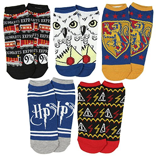 Wizarding World of Harry Potter No-Show Socks
