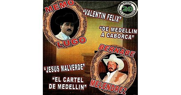 Amazon.com: El Cartel De Medellin: Memo Lugo Y Bernabe ...