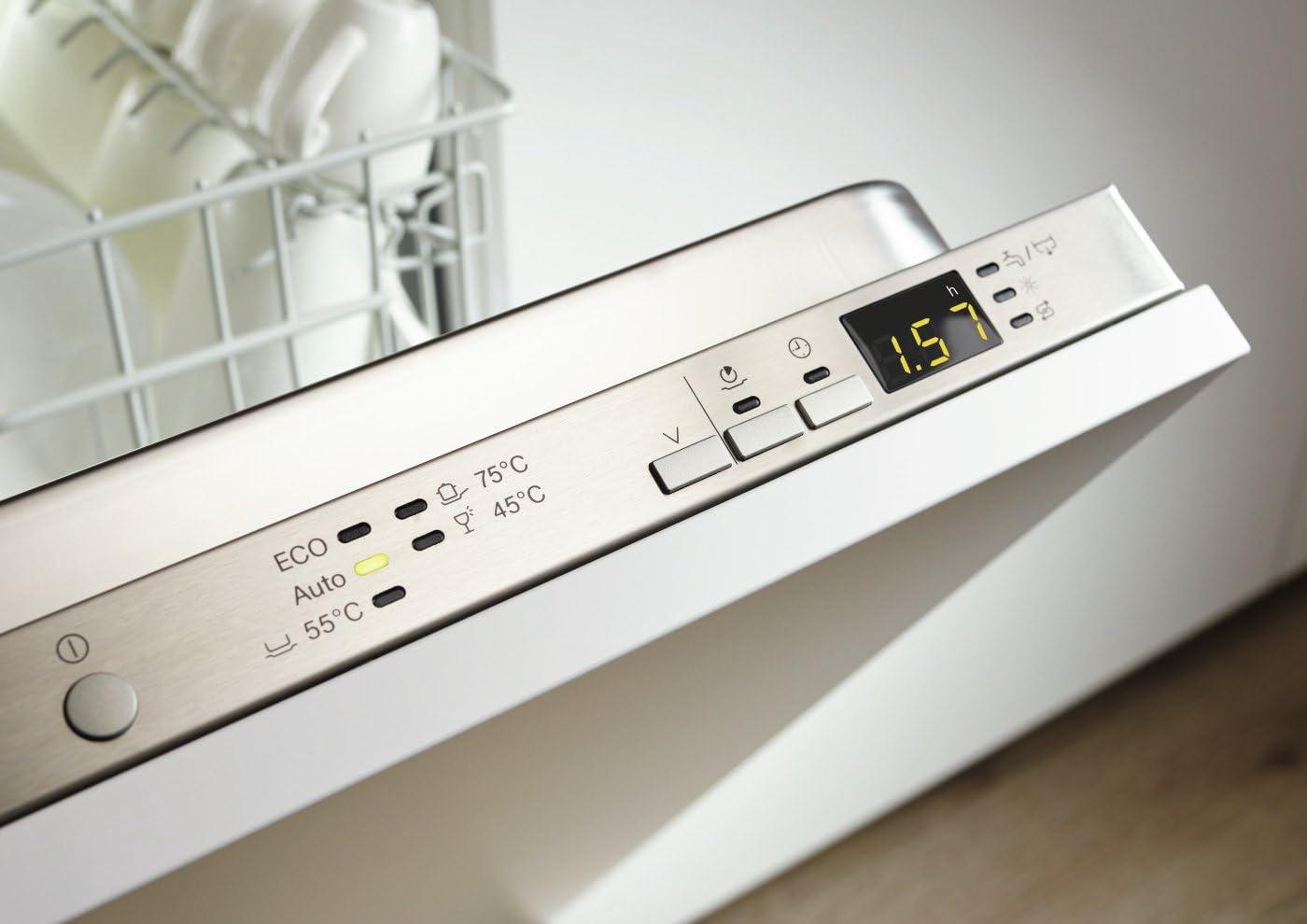 Miele G 4962 Vi Totalmente integrado 13cubiertos A++ lavavajilla ...