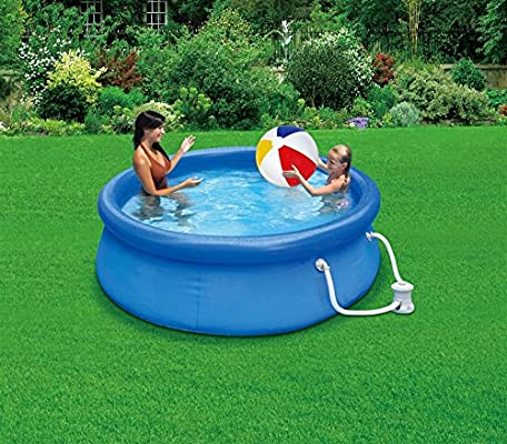 Desconocido Piscina 244x66 con Depuradora Sizzlin Cool: Amazon.es ...