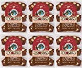 Almondina Almond Cookies, Chocolate Cherry, 4-Ounce Package (Pack of 6)