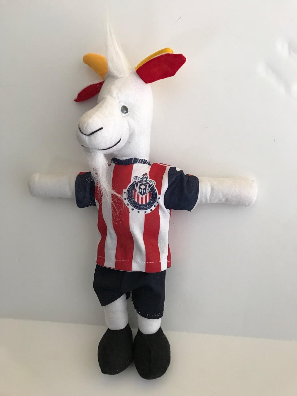 Chivas de GuadalajaraソフトStuffedおもちゃ、マスコット、14インチ B071DG6SQ3