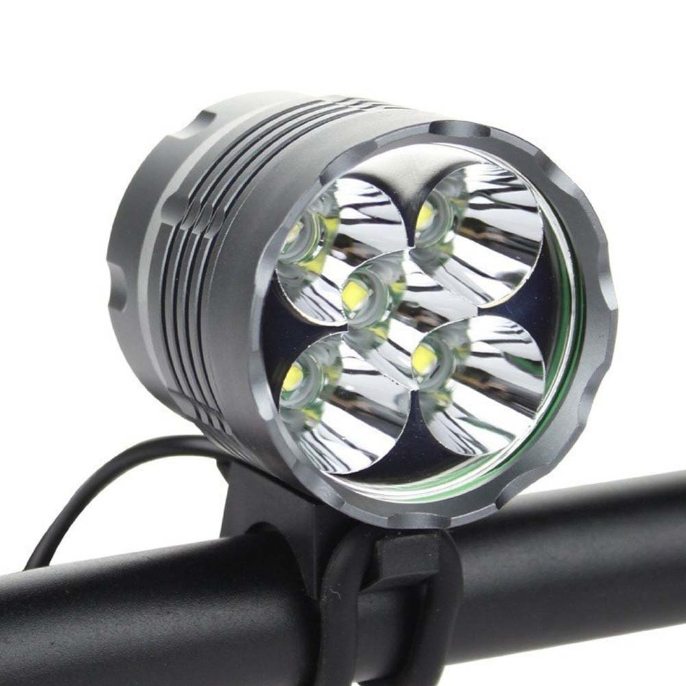 Revtronic 1600 Lumens Bike Light Cree Led Bike