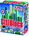 Citiblocs Cool Colors Precision Cut Building Blocks (200 Piece Cool)
