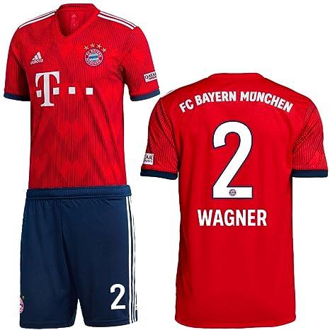 Seconda Maglia Home FC Bayern München 2018