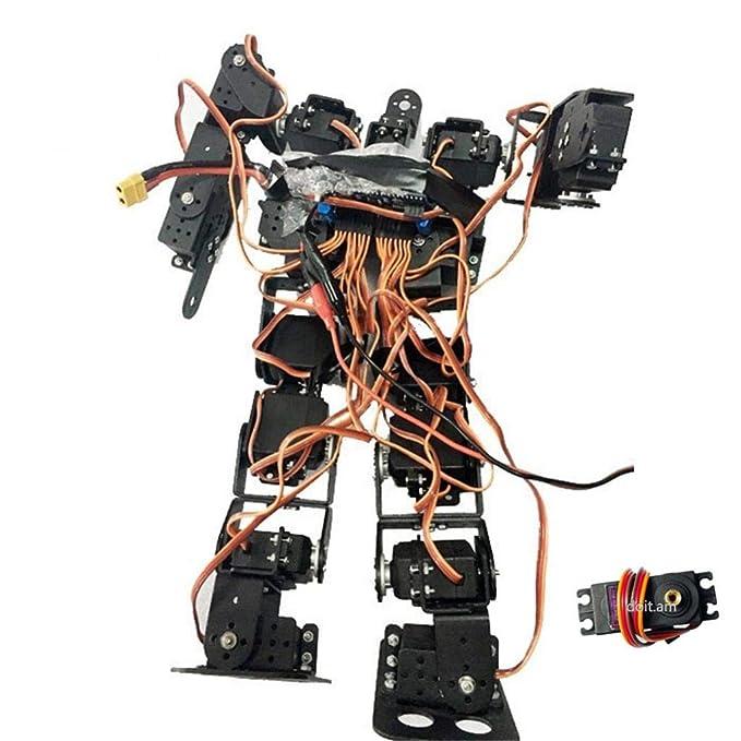 perfeclan 17 Grados de Libertad Robot Clásico Humanoide ...