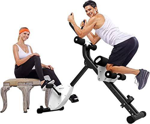 IPO 3-in-1 Folding Stationary Bike