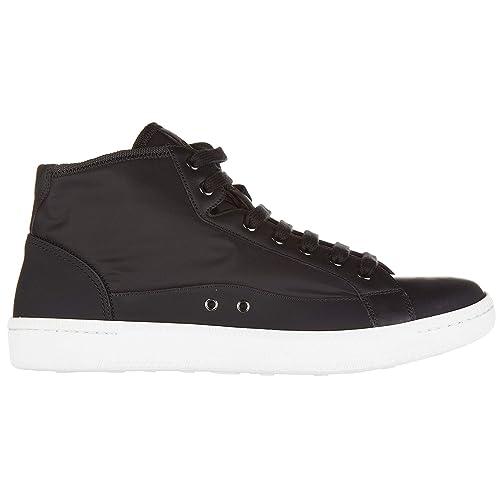 a008dfe4a3 Car Shoe Sneakers Alte Uomo Nero: Amazon.it: Scarpe e borse